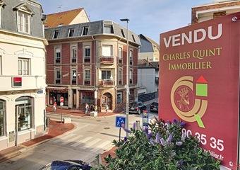 Vente Appartement 1 pièce 25m² Le Touquet-Paris-Plage (62520) - photo