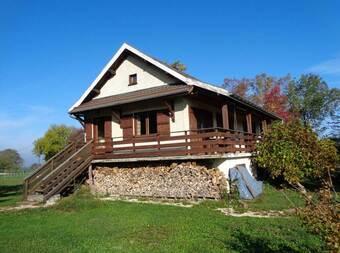 Vente Maison 7 pièces 110m² Charancieu (38490) - photo
