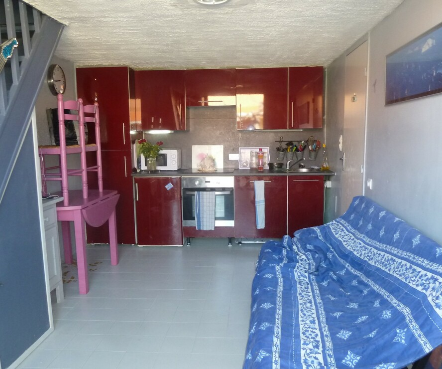 Vente Appartement 4 pièces 36m² Port Leucate (11370) - photo