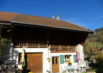 Vente Maison / Chalet / Ferme 4 pièces 87m² Saint-Jean-de-Tholome (74250) - Photo 1