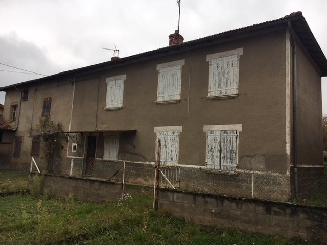 Vente Maison Coublanc (71170) - photo