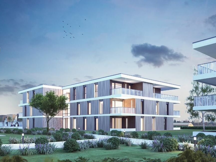Vente appartement village neuf 68128 279510 for Vente logement neuf