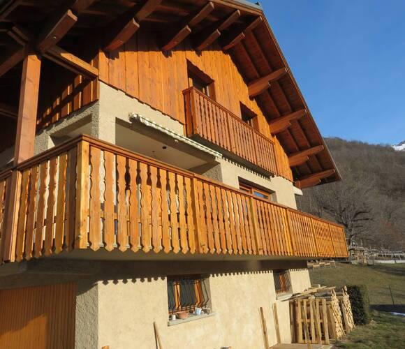 Vente Maison 5 pièces 125m² Auris (38142) - photo