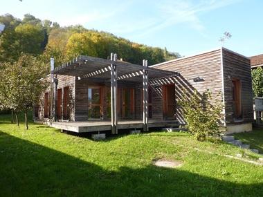 Vente Maison 4 pièces 80m² Saint-Marcellin (38160) - photo