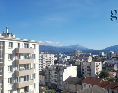 Vente Appartement 3 pièces 55m² Grenoble (38000) - photo