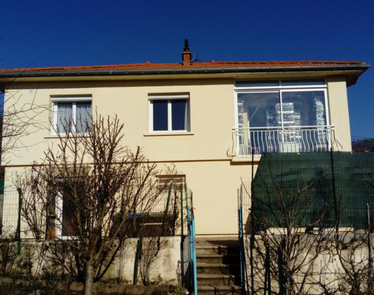 Vente Maison 6 pièces 90m² Sainte-Foy-l'Argentière (69610) - photo