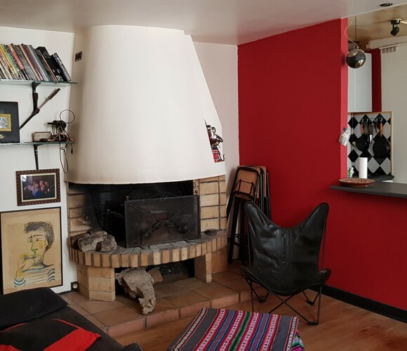 Sale Apartment 2 rooms 43m² Paris 19 (75019) - photo
