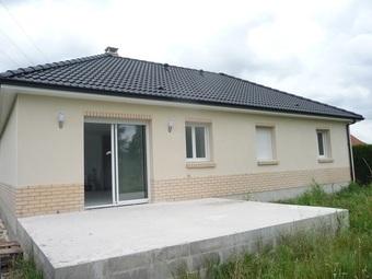 Vente Maison 95m² Aire-sur-la-Lys (62120) - photo