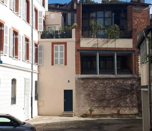 Location Bureaux 3 pièces 35m² Toulouse (31000) - photo