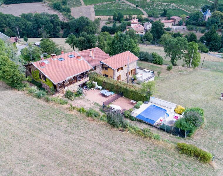 Vente Maison 10 pièces 321m² Le Bois-d'Oingt (69620) - photo