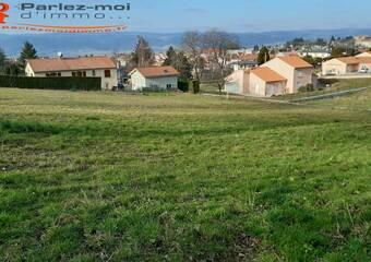 Vente Terrain 1 000m² Monistrol-sur-Loire (43120) - Photo 1