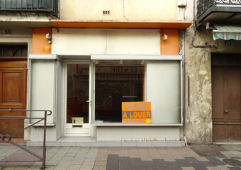 Location Local commercial Le Teil (07400) - Photo 1