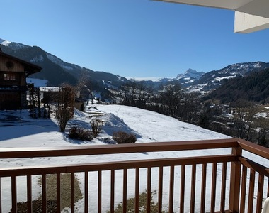 Vente Appartement 32m² Megève (74120) - photo