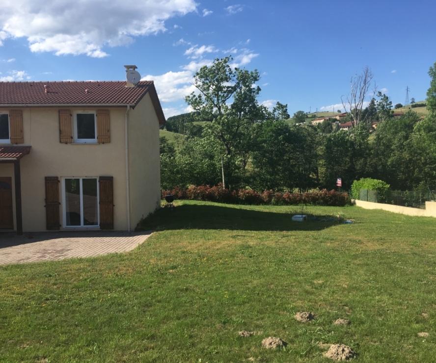 Vente Maison 5 pièces 110m² Amplepuis (69550) - photo