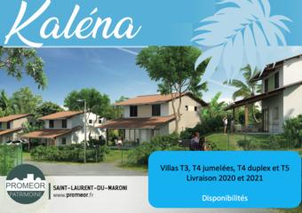 Vente Maison 5 pièces 96m² Saint-Laurent-du-Maroni (97320) - photo