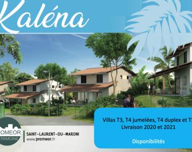 Vente Maison 4 pièces 81m² Saint-Laurent-du-Maroni (97320) - photo