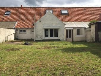Vente Maison 5 pièces 80m² Oye-Plage (62215) - photo