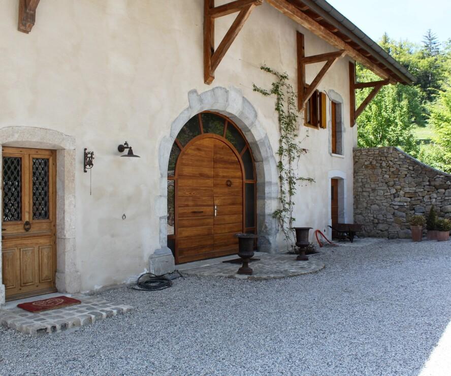 Vente Maison 7 pièces 550m² Boëge (74420) - photo