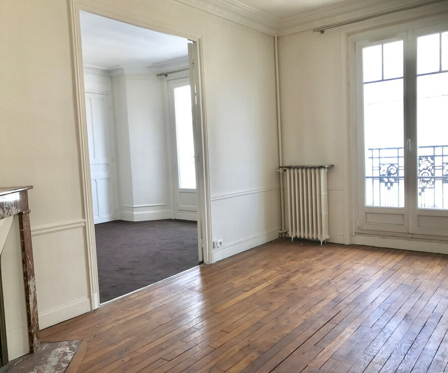 Vente Appartement 2 pièces 50m² Paris 15 (75015) - photo
