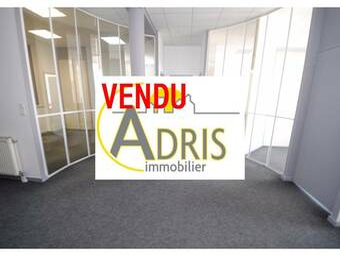 Vente Bureaux 5 pièces 142m² Romans-sur-Isère (26100) - Photo 1