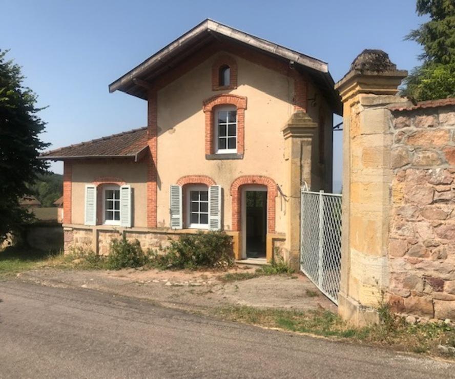 Location Maison 2 pièces 80m² Le Cergne (42460) - photo