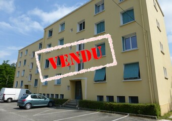 Vente Appartement 4 pièces 57m² Beaurepaire (38270) - photo