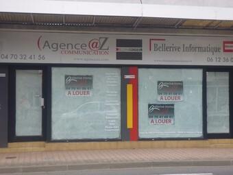 Location Local commercial 1 pièce 55m² Bellerive-sur-Allier (03700) - photo
