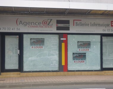 Location Local commercial 1 pièce 56m² Bellerive-sur-Allier (03700) - photo