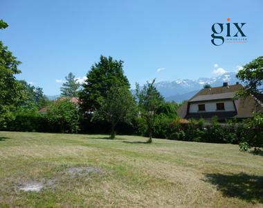 Sale Land 1 160m² Saint-Ismier (38330) - photo