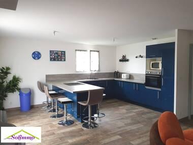 Vente Maison 4 pièces 90m² Les Abrets (38490) - photo