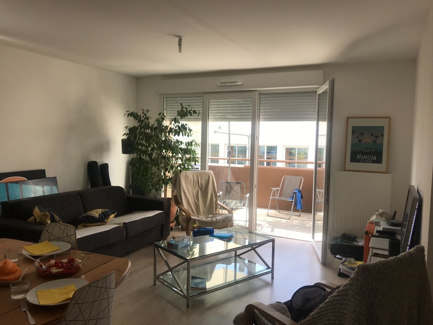 Renting Apartment 3 rooms 66m² Villenave-d'Ornon (33140) - photo