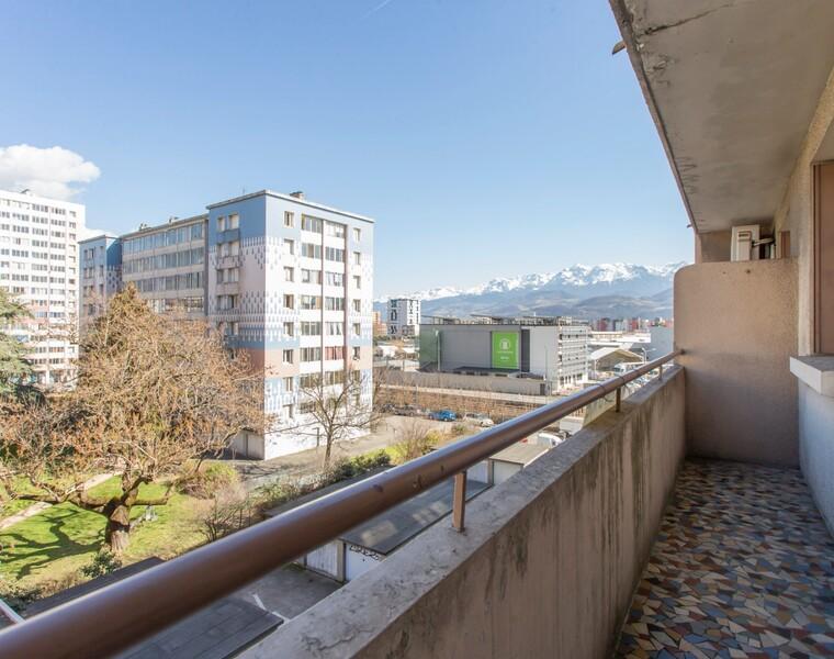 Vente Appartement 64m² Grenoble (38100) - photo