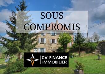 Vente Maison 7 pièces 150m² Châbons (38690) - photo