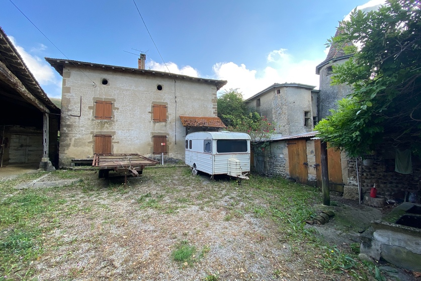 Vente Maison 7 pièces 192m² Montrigaud (26350) - photo