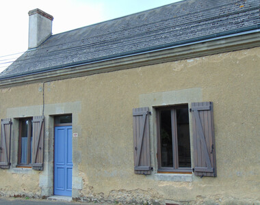 Sale House 4 rooms 75m² Souvigné (37330) - photo