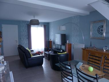 Sale House 4 rooms 92m² Aunay-sous-Auneau (28700) - photo