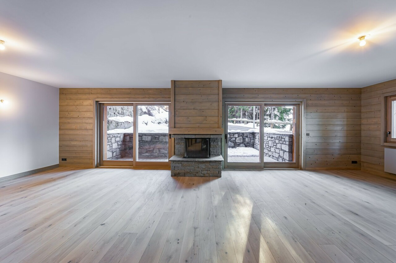 EXCLUSIVITY - WONDERFUL 4-BEDROOM APARTMENT IDEALLY LOCATED Accommodation in Meribel