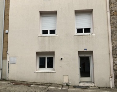 Vente Maison 3 pièces 52m² Saint-Just-Malmont (43240) - photo