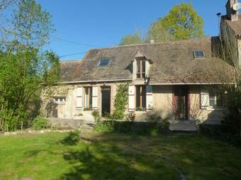 Vente Maison 4 pièces 101m² Condé-sur-Vesgre (78113) - photo