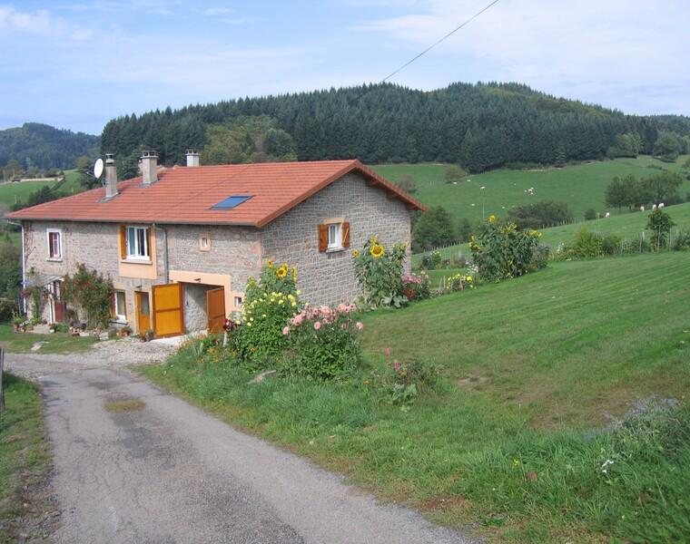 Vente Maison 8 pièces 200m² Cours-la-Ville (69470) - photo