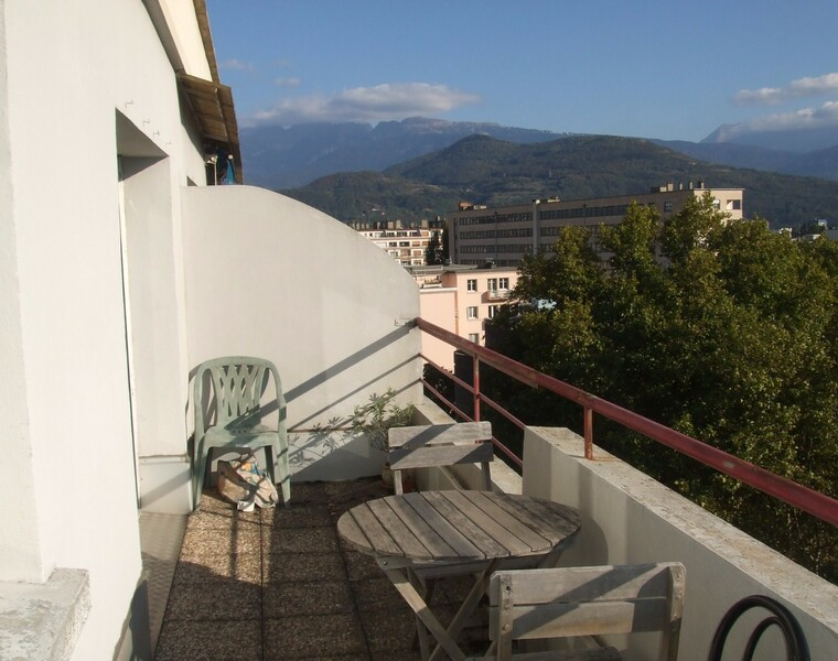 Location Appartement 2 pièces 50m² Grenoble (38100) - photo