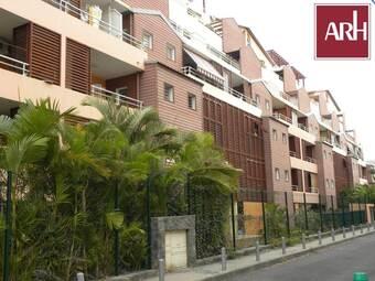 Vente Appartement 2 pièces 43m² Sainte-Clotilde (97490) - photo