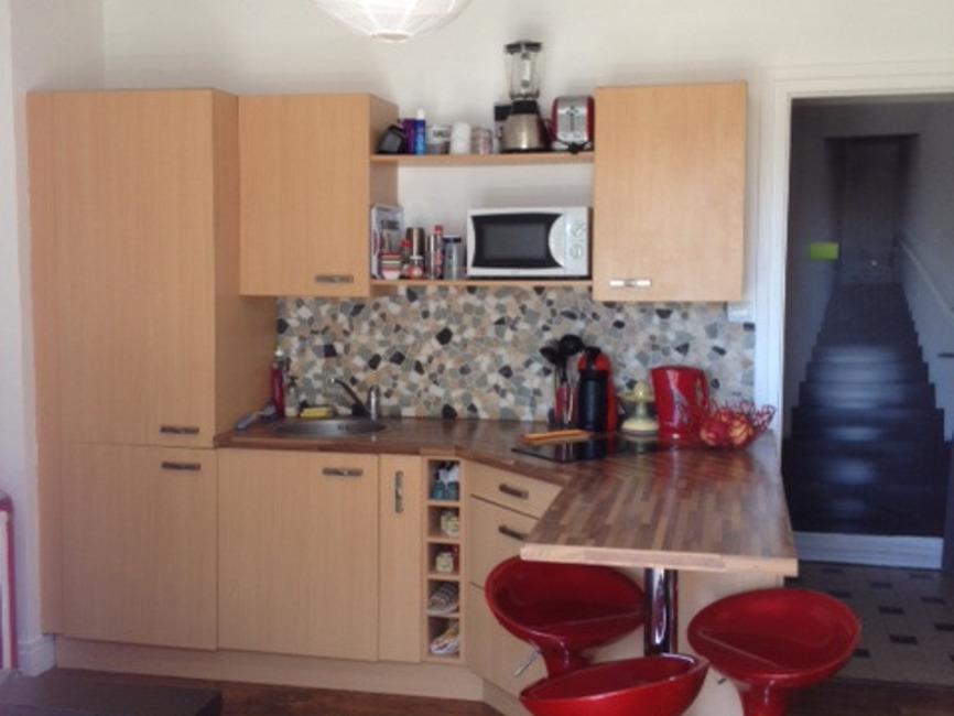 Vente Appartement 1 pièce 23m² Grenoble (38100) - photo