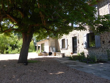 Vente Maison 4 pièces 170m² Saint-Priest-Bramefant (63310) - photo