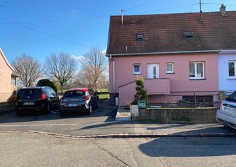 Vente Maison 4 pièces 95m² Sausheim (68390) - photo