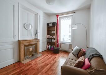 Vente Appartement 1 pièce 35m² Lyon 08 (69008) - Photo 1