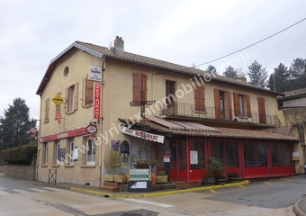 Sale Building 450m² Saint-Fortunat-sur-Eyrieux (07360) - photo