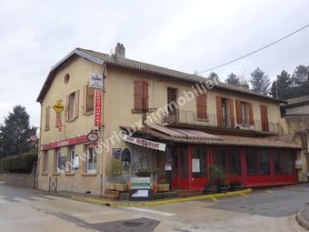 Vente Immeuble 450m² Saint-Fortunat-sur-Eyrieux (07360) - photo
