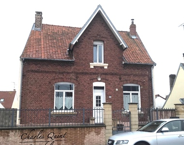 Sale House 5 rooms 114m² Berck (62600) - photo
