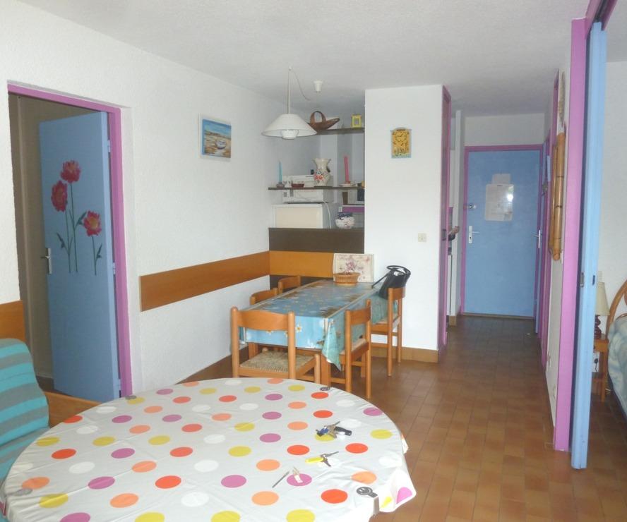 Vente Appartement 3 pièces 37m² Le Barcarès (66420) - photo